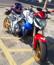Honda CB1000R Tricolor