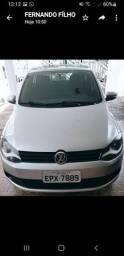 VW FOX 1.0 TRENDLINE GII PRATA 2012