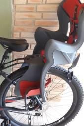 Cadeirinha para Bike 29 até 22kg