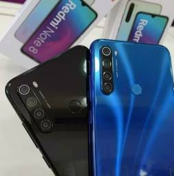 Xiaomi Note 8 Câmera 48+8+2+2MP Bateria 5000 mah