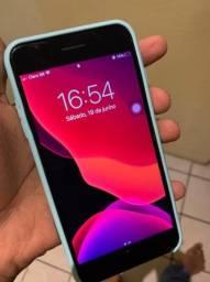 Vendo iPhone 7 Plus black