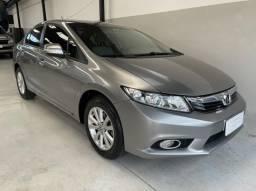 Honda Civic LXR Automático Top - Pneus Novos - Aceita troca