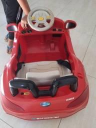 Carro elétrico infantil 6v