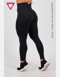 Legg meia cinta estilo  fitness e casual- R$120,00