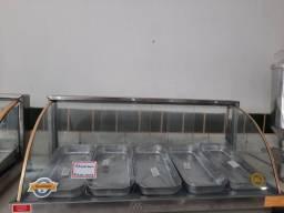 Estufa 5 bandejas inox