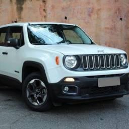 Vendo Jeep Renegate Sport1.8 2016 com GNV