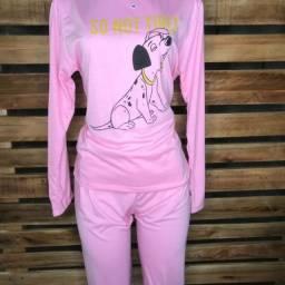 Vendo pijamas baby doll e camisetas