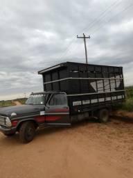 Caminhão f 4000 - 1989