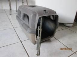 Caixa de Transporte Italiana para Cachorros ou Gatos de pequeno Porte