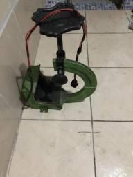 Máquina de vulcanizar pneus