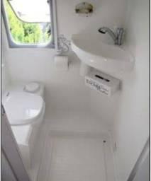 Banheiro motor home