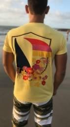 Camisas Osklen Malhao 50,00