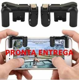 Gatilhos L1 R1 para smartphones