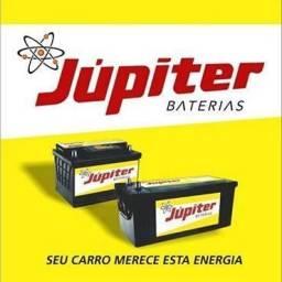 Promoção de Baterias Jupiter 60 ah apenas R$ 220,00