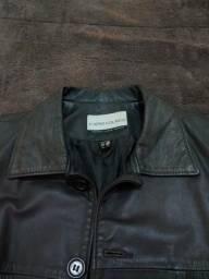2 jaquetas de couro