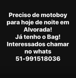 Motoboy Alvorada