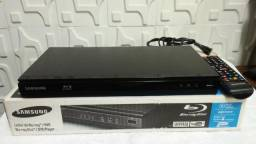 2. 01 PÇ - Leitor de Blu-Ray/DVD player Samsung BDE 5300