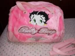 Bolsa rosa betty boop