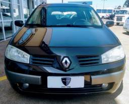 RENAULT MÉGANE 2008/2009 1.6 DYNAMIQUE GRAND TOUR 16V FLEX 4P MANUAL - 2009