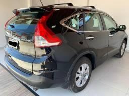 Honda Cr-v Exl A Top com Teto 4x2 Automatica financia 100% - 2013