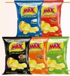 5 sacos batata frita - Max , para festas , petiscos, pescaria, churrasco, evento