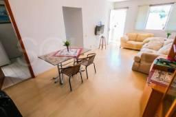 Apartamento à venda com 3 dormitórios em Carvoeira, Florianópolis cod:64464