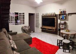 Sobrado no Residencial shagri-lá com 2 dormitórios à venda, 95 m² por R$ 168.000 - Novo Te