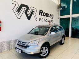 CRV 2010/2010 2.0 EXL 4X4 16V GASOLINA 4P AUTOMÁTICO