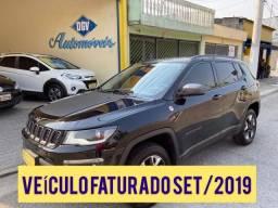 COMPASS 2018/2018 2.0 16V DIESEL TRAILHAWK 4X4 AUTOMÁTICO