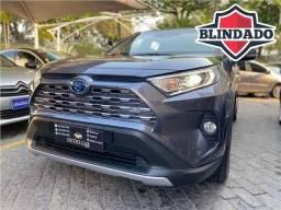 Toyota RAV4 Hybrid Blindada 10 anos de garantia 0 km