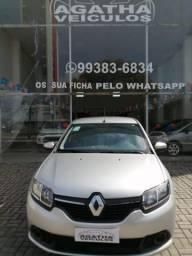 Renault Sandero Expression 1.6 Flex - Completo