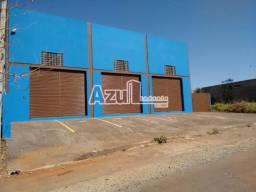 Comercial galpão / barracão - Bairro Residencial Humaitá em Goiânia