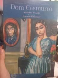 Livros - Dom Casmurro - e - Clara da Anjos