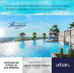 Lançamento 3 Quartos Orla 14 Vista Espetacular Lago de Palmas