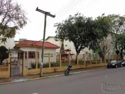 Apartamento à venda com 1 dormitórios em Canudos, Novo hamburgo cod:10174