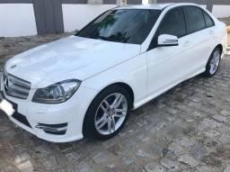 Mercedes c200 - cgi 1.8 - 184 cv - impecável - 2014