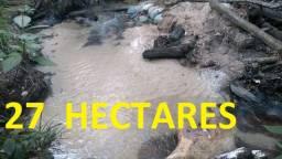 Rica em Água Linda Chácara em Jaraguari 27 Hectares