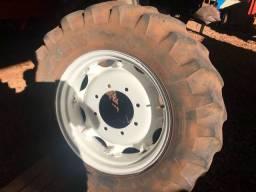 Jogo pneus Agricola 12.4-24