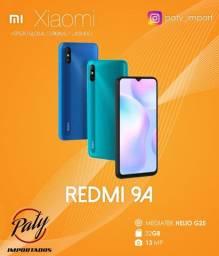 Xiaomi Redmi 9A 32GB Versão Global - Paty Importados