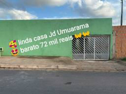Vendo casa 6 peças Jd Umuarama 2