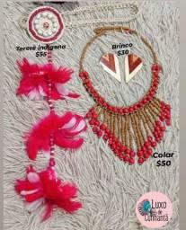 Bio jóias artesanais Amazônica