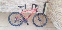 Bicicleta aro 29 Toda Shimano Freio Hidráulico