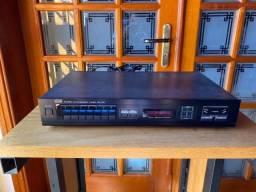 Tape toca fitas deck som vintage polivox cce