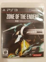 Zone of the enders hd collection para play station 3 comprar usado  Porto Alegre