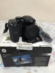 Câmera semi profissional GE x500 Pro Series