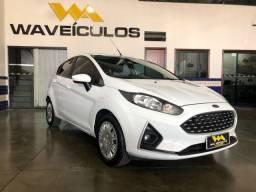 Ford Fiesta 2018/18 completo único dono