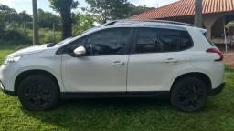 Peugeot 2008 ano 2017 Allure valor R$ 44.990,00