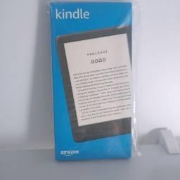 Kindle 10ª Geração WiFi 8GB Preto Tela 6 Polegadas