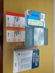 Doação de livros de Direito