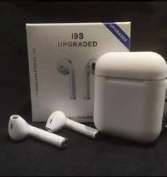 Fone De Ouvido Bluetooth i9s Tws Sem Fio Com Case